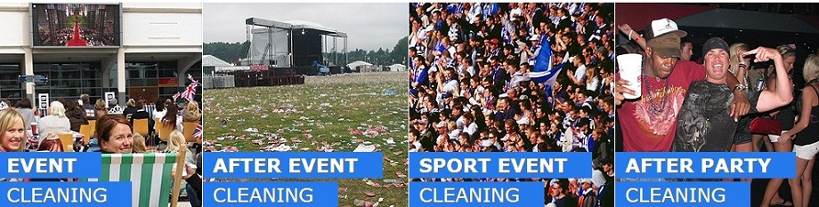 Pre And Post Event Cleaning Cleanserv
