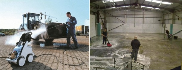Cleanserv industrial cleaning specialists